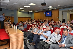 The 2nd National Conference of Knee Surgery was held at Barzilai Medical Center